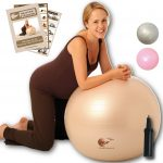 NBF Birthing Ball. Natural Birth & Fitness Ball 65cm 75cm