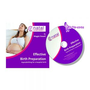 Natal Hypnotherapy Birth Preparation CD