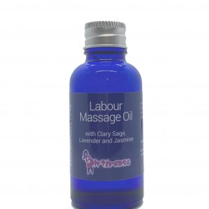 Labour Massage Oil 30ml