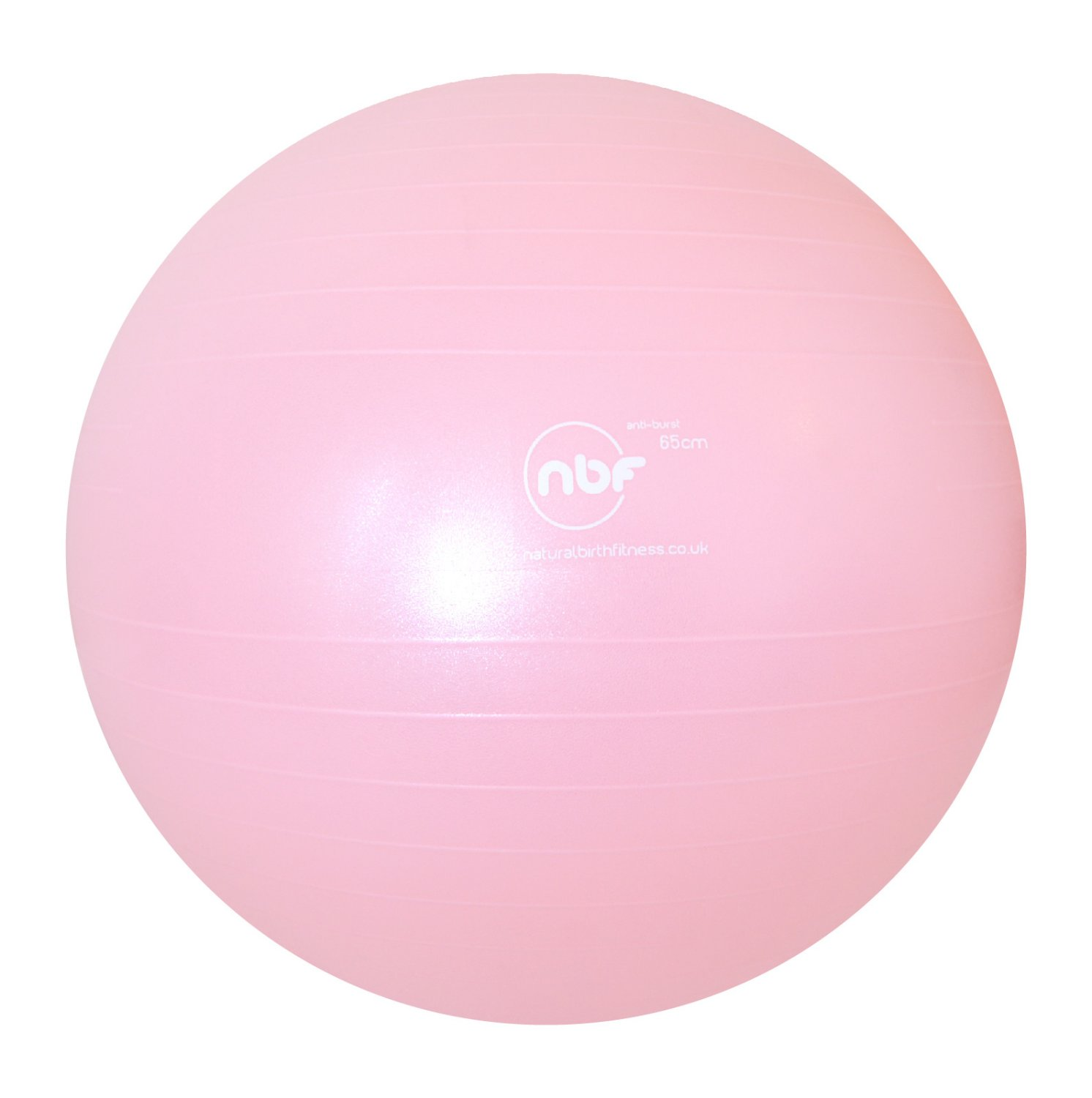 NBF Birth Ball in pink