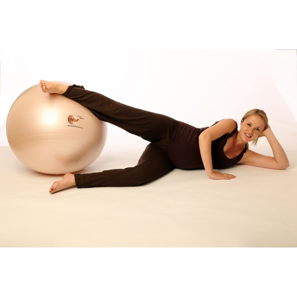 NBF Birth Ball - prenatal exercise