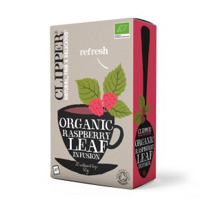 Clipper Organic Raspberry Leaf Tea