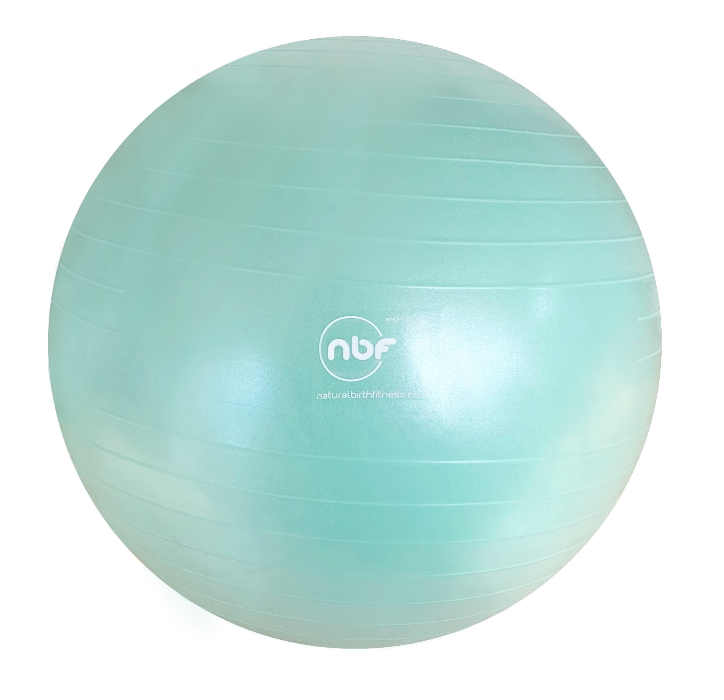 NBF Birth Ball & Pump 65cm Mint