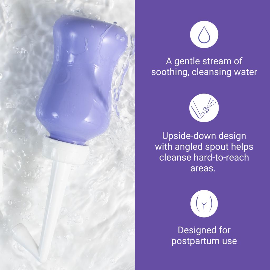 Lansinoh® Post-Birth Wash Bottle 4